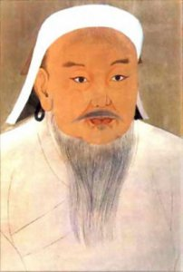 Чингис-хан - неожиданный ракурс. Л.Н. Гумилев, В.Ю. Ермолаев