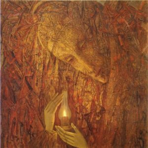 «ЛЕБЕДИНОЕ ОЗЕРО» (ВЕНСКАЯ ПОСТАНОВКА С УЧАСТИЕМ СВИДОМОГО УКРАИНСТВА). СЦЕНА 3. INTERNIERTENLAGER – ЮДОЛЬ ЗЕМНАЯ