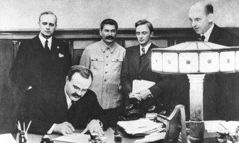 МЕЖДУНАРОДНОЕ ПОЛОЖЕНИЕ СССР НАКАНУНЕ ВОЙНЫ