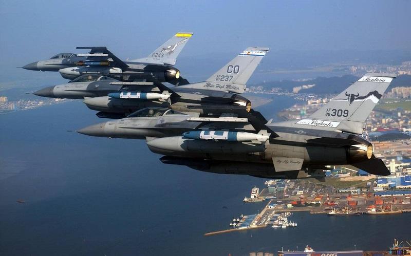 ВВС И ПВО ЮЖНОЙ КОРЕИ: ИМПЕРИАЛИСТИЧЕСКИЕ АМБИЦИИ