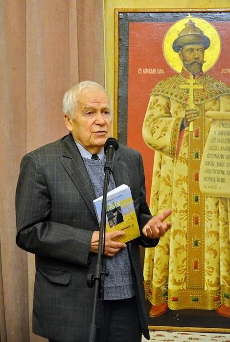 60-ЛЕТИЕ ИГУМЕНА КИРИЛЛА (САХАРОВА)