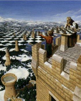 КТО ПРАВИТ МИРОМ — ХАОС ИЛИ ГАРМОНИЯ, СИЛА ИЛИ РАЗУМ?