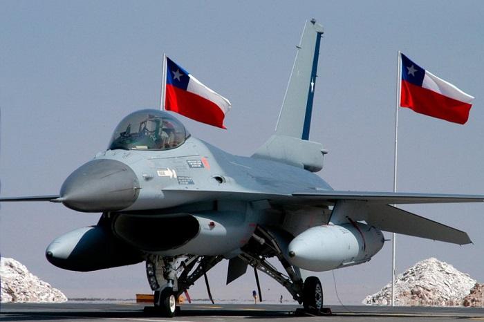 ВВС ЧИЛИ: ПОД ПАТРОНАЖЕМ ЗАПАДА